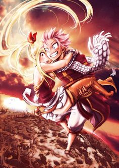 this is definitely my favorite Nalu picture
