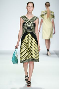 Holly Fulton Spring 2015 Ready-to-Wear - Collection - Gallery - Style.com