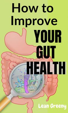 Learn how you can improve your gut health with a few simple tricks and boost your immunity in the process. Healthy Living   Immunity Boost   Gut Health   Lean Greeny Weight Loss Drinks, Fast Weight Loss, How To Lose Weight Fast, Detox Diet Drinks, Metabolism Boosting Foods, Detox Program, Detox Your Body, Healthy Recipes For Weight Loss, Gut Health