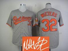 http://www.xjersey.com/orioles-32-wieters-grey-signature-edition-jerseys.html ORIOLES 32 WIETERS GREY SIGNATURE EDITION JERSEYS Only $35.00 , Free Shipping!
