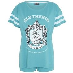 Warner Bros. Harry Potter Slytherin Shorts Pyjamas
