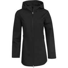 Free Tech Women's Plus-Size Long Softshell Jacket