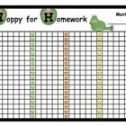 I use this Homework Chart with my Kindergarten Class. I sent it to our ESU and blew it up to a small poster size and had it laminated. Then I use...