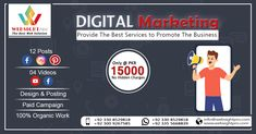 01. Facebook Marketing  02. Mobile Marketing 03. WhatsApp Marketing 04. Email Marketing 05. Facebook Page Manage 06. Twitter Marketing  07. Instagram Marketing 08. LinkedIn Marketing 09. YouTube Video Marketing 10. Ads on Facebook 11. Ads on Instagram 18. Website Design & Development 19. Create Official  Identity on Google registration  20. Corporate Identity and BrandingCall / WhatsApp: Mobile Marketing, Marketing Tools, Social Media Marketing, Display Advertising, Marketing And Advertising, Digital Marketing, Whatsapp Marketing, Facebook Marketing, Best Web