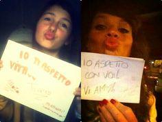 @Alessandra Amoroso sei la mia vita. IO TI ASPETTO SEMPRE,RICORDAA..LA TUA BIG FAMILY MAI TI LASCERÀ C: