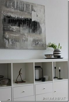 living room Shelves, Living Room, Inspiration, Home Decor, Biblical Inspiration, Shelving, Decoration Home, Room Decor, Sitting Rooms