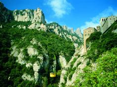 Montserrat - Catalonia.