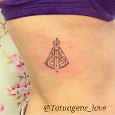 Tatuagens ⚓ Inspirações @tatuagens_love Nossa senhora Apa...Instagram photo   Websta (Webstagram)