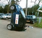 The latest fad is smart car tipping.