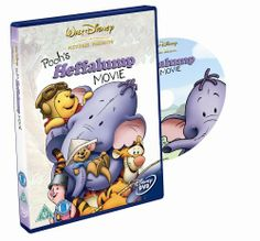 """Pooh's Heffalump Movie (2005) directed by Frank Nissen, based on the characters by A. A. Milne, starring the voices of Jim Cummins, John Fiedler and Peter Cullen. """"A heffalump is heard trumpeting in the hundred acre woods. Winnie the Pooh, Tigger, and Piglet are scared and rush to Rabbit's house for advice. They decide to set out on an expedition to catch the heffalump. Roo is not allowed to come along because he is too little."""""""