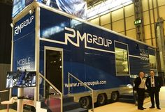 A mobile packaging system takes the factory to the raw material, eliminating a huge amount of energy usage