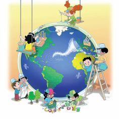 Arreglando al planeta tierra