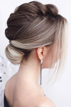 Marvelous Braid Hairstyles Are you looking for some braided hairstyles for short hair that are easy to do We have picked the cutest and trendiest looks for you. Cute Braided Hairstyles, Chic Hairstyles, Box Braids Hairstyles, Trending Hairstyles, Pretty Hairstyles, Updo Hairstyle, Hairstyle Ideas, Hair Ideas, Simple Hairstyles For Wedding