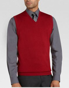 Is It Ok To Wear A Sweater Vest With A Suit 39