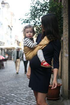 Touring Rome in a #sakurabloom! #babywearing #toddlerwearing
