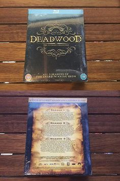 Deadwood Ultimate Collection - Complete Series ... - Exclusively on #priceabate #priceabateMusicAlbums! BUY IT NOW ONLY $41.99