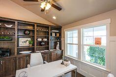 Hadley Floorplan | Floorplans New Utah Homes | EDGE Homes--yes to built in bookshelves.