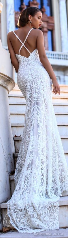 c06a3f31374 Wedding Dresses by Katherine Joyce Bridal  Ma Cheri Collection 2018