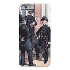 1858 American Officers iPhone 6 Case #civilwar #BiM