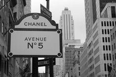 Chanel, Avenue No 5