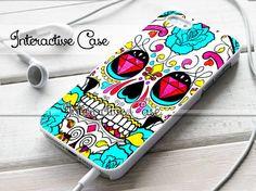 Sugar Skull Diamond Eye  iPhone 4/4s/5/5s/5c by InteractiveCase, $15.50