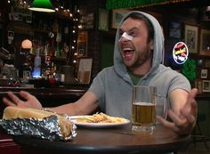 """Quotes and images from the wonderful world of """"It's Always Sunny in Philadelphia."""""""