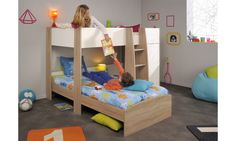 Here are 30 Best Bunk Beds Ideas For Kids. Kids bedroom design with beautiful bunk beds. Amazing bunk beds designing ideas for KID'S. Bunk beds with for brot. Dog Bunk Beds, Bunk Beds Small Room, Childrens Bunk Beds, Bunk Bed Rooms, Bunk Beds With Stairs, Kid Beds, Small Rooms, L Shaped Bunk Beds, Toys