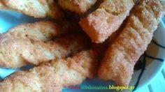 Μάχη στην κουζίνα: Μπισκότα Νηστίσιμα Σαν Σφολιατίνια