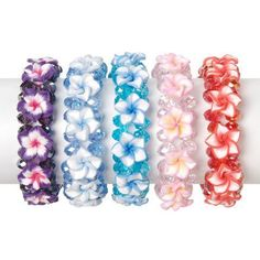 Bulk Buy Darice DIY Crafts Crystal and Fimo Bead Bracelets 7 inches Assortment 12Pack BRAC4 * Click on the image for additional details.