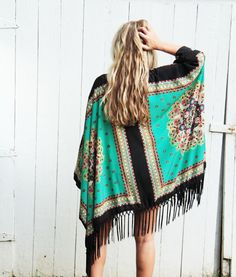 Sundara Kimono Teal