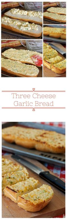 A restaurant style cheesy garlic bread thats ooey, gooey, rich and creamy, and crisp and crunchy. (Ricotta Cheese Muffins)