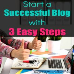 Blogging tips from financiallywiseonheels.com