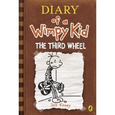 Diary of a Wimpy Kid: The Third Wheel by Jeff Kinney (Book 7) (Diary of a Wimpy Kid 7)