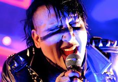 October 25, 2012 - Pics from the Marilyn Manson /Rob Zombie concert