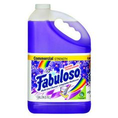 Fabuloso All-Purpose Cleaner, Lavender Scent, Bottle, 4 / Carton Commercial Buildings For Sale, Colgate Palmolive, Carpet Cleaning Company, Janitorial Supplies, Home Scents, All Purpose Cleaners, Lavender Scent, How To Clean Carpet, The Fresh