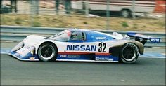 Mike Wilds 1988 Le Mans