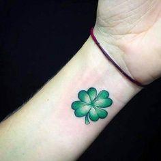9 Mejores Imágenes De Tatuajes Trebol 4 Hojas Tattoo Ideas Tiny