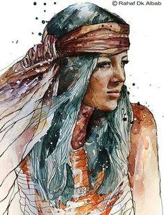 Illustrations by Rahaf Dk Albab | Art and Design