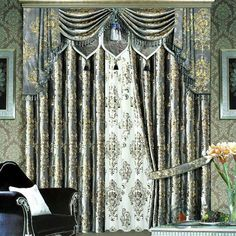 look what i found via alibabacom app china supplier wholesale ready made curtain salecotton