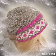 H hobbyside: Lothepus lue 8 og 9 Tatting, Knitted Hats, Diy And Crafts, Beanie, Crochet, Womens Fashion, Projects, How To Make, Inspiration