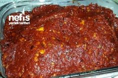 Acuka (Kahvaltılık Süper Bir Sos) - Nefis Yemek Tarifleri - Kahvaltılıklar - Las recetas más prácticas y fáciles Bbq Dry Rub, Dry Rubs, Fiber Diet, Good Food, Yummy Food, One Pot Pasta, Turkish Recipes, Sauce Recipes, Rub Recipes
