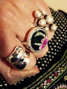 Carolune en Provence: Découvrez les bijoux Miao sur Shaktiwali