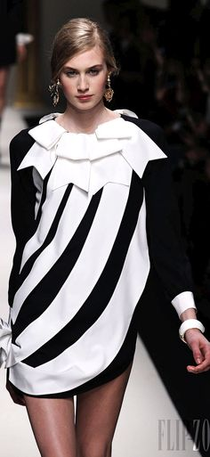Moschino  Fall-winter 2013-2014  | The House of Beccaria