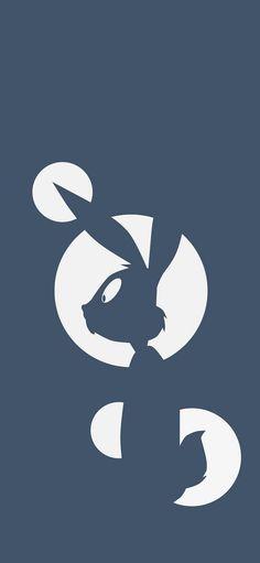 Bugs Bunny Cartoon Minimal HD iPhone Wallpapers Download | Traxzee