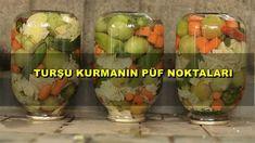 Anne Tarifi ile Turşu Nasıl Yapılır? Pickles, Cucumber, Pasta, Food, Essen, Pickle, Noodles, Yemek, Zucchini