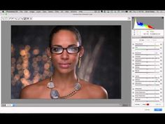 How to Remove Reflections in Eyeglasses in Photoshop by Scott Kelby - ISO 1200 Magazine   Photography Video blog for photographers