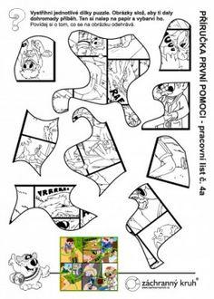 PRACOVNÍ LISTY, Záchranný kruh Drugs, Den, Cards, Puzzles, Dibujo, Maps, Playing Cards