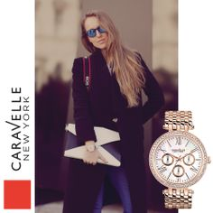 My favorite look from our LFW shoot. #Caravelle #CaravelleNY