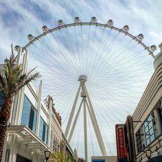 "fabulous_vegas: "" http://ift.tt/1tozSd1 Das neue Riesenrad in Las Vegas ist aktuell das höchste auf der Welt. The Linq Las Vegas is at present the tallest one in the World #vegas #linq #places #riesenrad #highroller #lynx #architektur #thestrip #lasvegas #fabulouslasvegas #fabulousvegas #cokgezenlerkulubu #vegasbaby #instatravel @thelinq #thelinq #neverstopexploring #wanderlust #vivalasvegas #sincity #ilovelasvegas #roadtrip #architecture #usa #travelpic #travelgram #usa #reisen #traveling…"