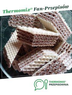 WAFLE jest to przepis stworzony przez użytkownika Kasiula3. Ten przepis na Thermomix<sup>®</sup> znajdziesz w kategorii Słodkie wypieki na www.przepisownia.pl, społeczności Thermomix<sup>®</sup>. Krispie Treats, Rice Krispies, Pumpkin Cheesecake, Food And Drink, Bread, Breakfast, Cakes, Hair, Beauty